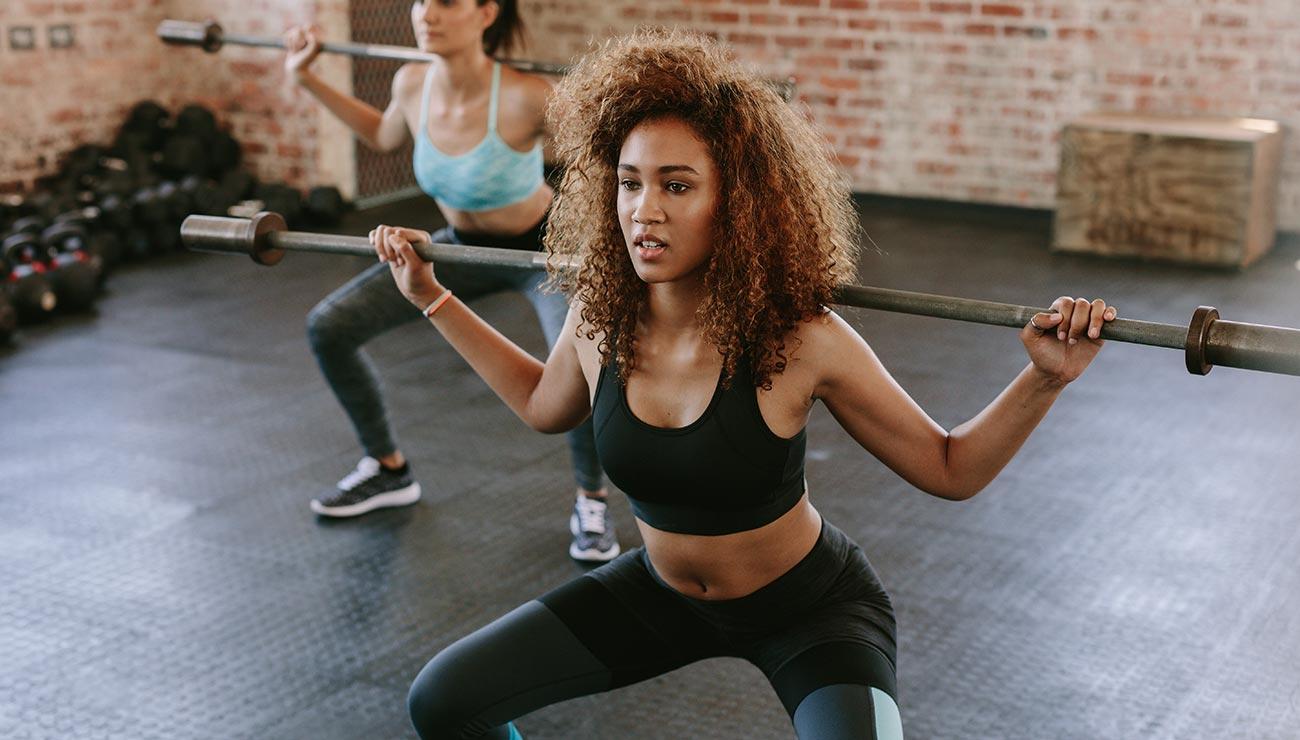 fitness couple goals