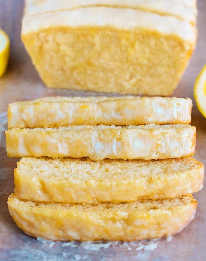 The Ultimate Vegan Lemon Loaf Cake