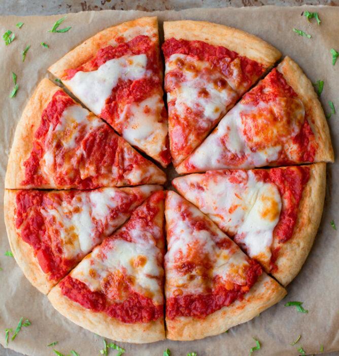 The Best Vegan Pizza Recipe