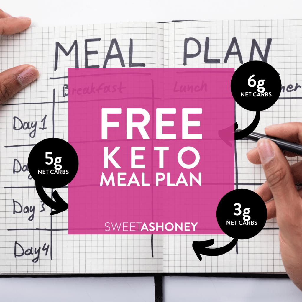 Free Keto Meal Plan