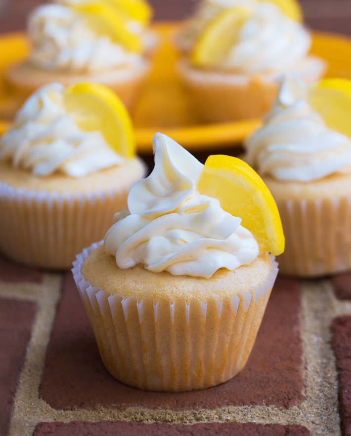 Vegan Lemon Cupcake Recipe