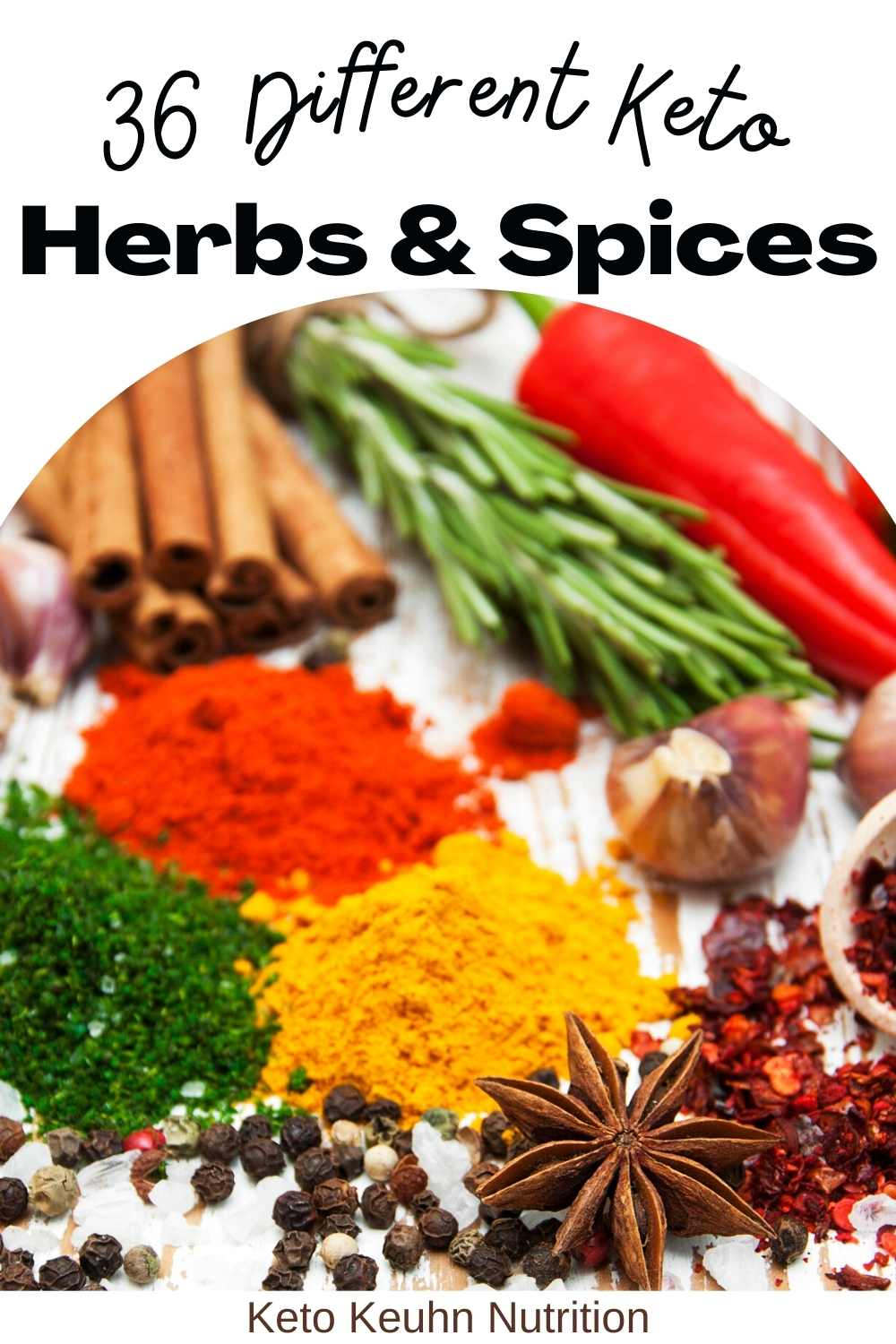 36 Herbs And Spices That Are Keto Friendly